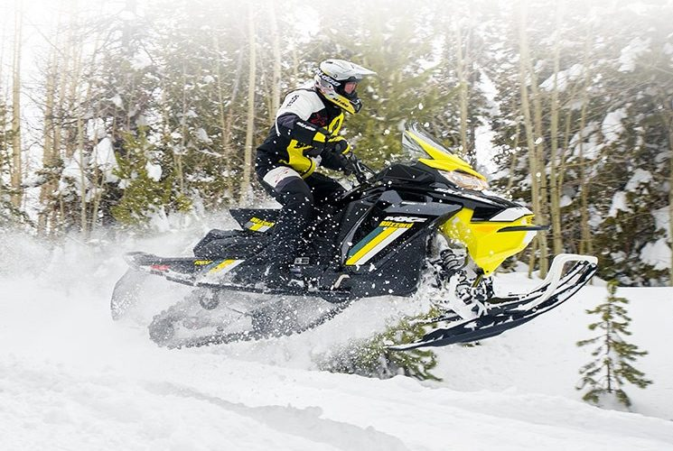 The international snowmobile safety week