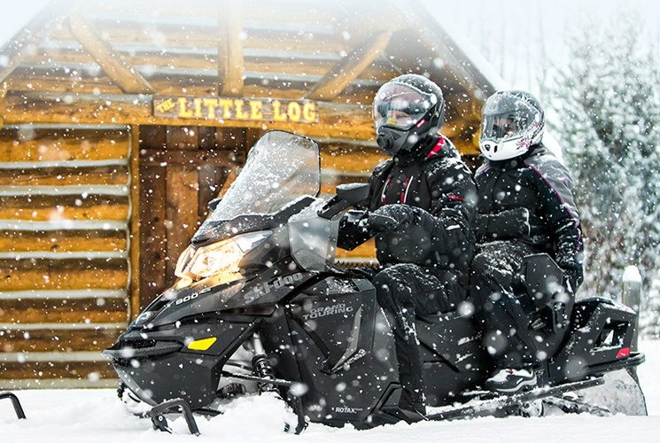 A financial support for snowmobiling and ATV in Quebec