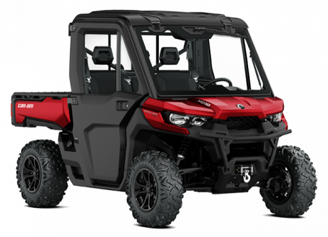 Can-Am Defender XT CAB 2018
