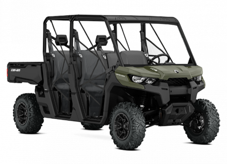 Can-Am Defender MAX 2018