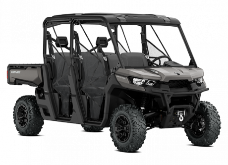 Can-Am Defender MAX XT 2018