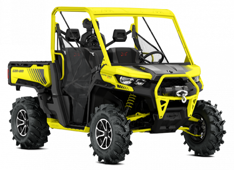 Can-Am Defender X mr 2018