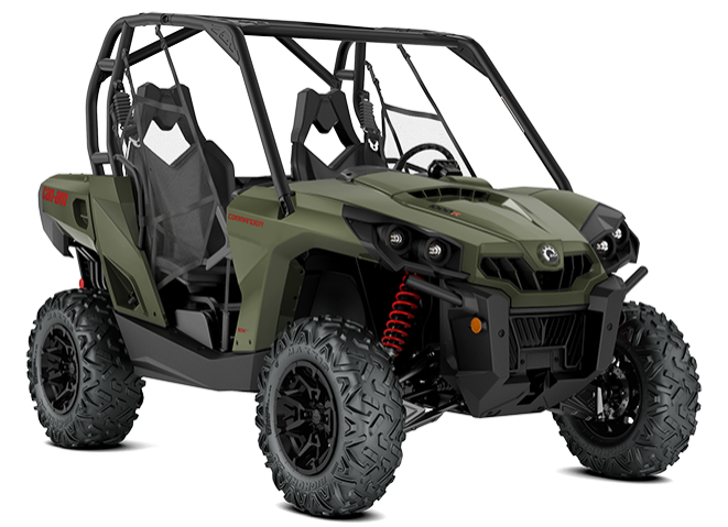 2018 Can-Am Commander DPS