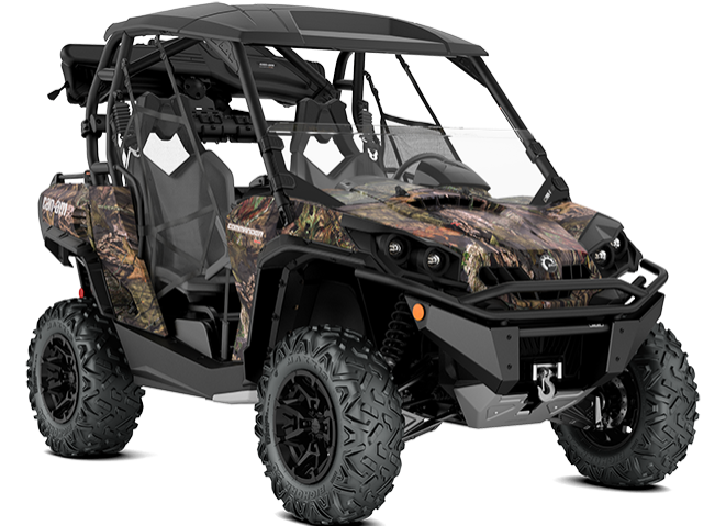 Can-Am Commander Mossy Oak Hunting Edition 2018