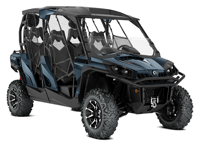 Can-Am Commander MAX LIMITED 2018