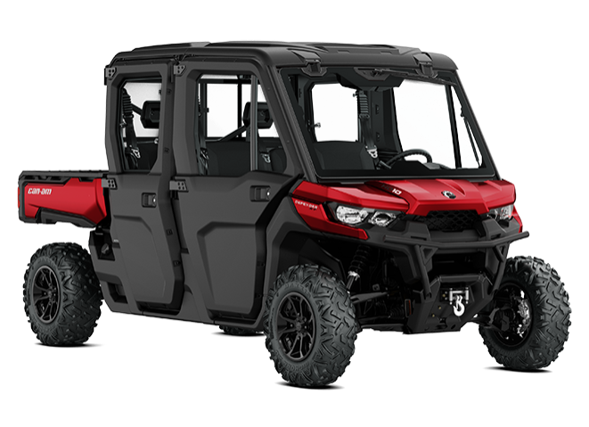 2018 Can-Am Defender MAX XT CAB for sale in Egan Sud