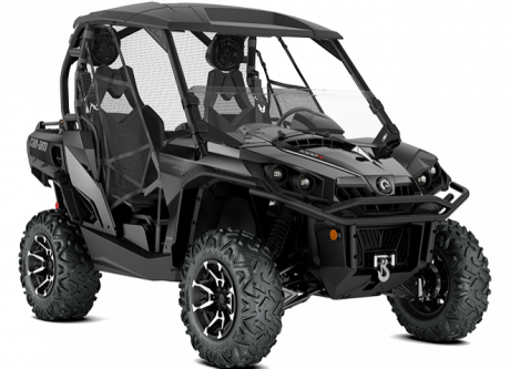 2018 Can-Am Commander Limited 1000R