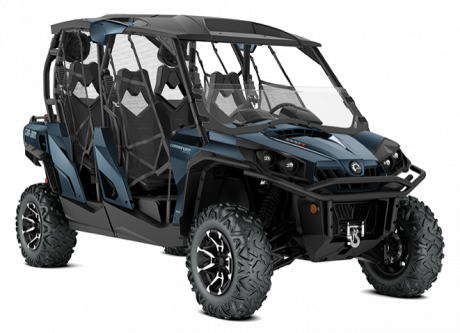 2018 Can-Am Commander MAX LIMITED