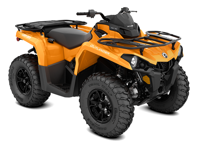 Can-Am Outlander DPS 570 2018