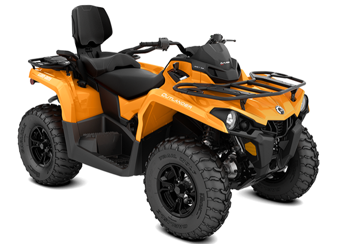 Can-Am Outlander MAX DPS 570 2018