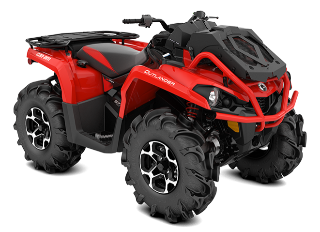 Can-Am Outlander X mr 570 2018