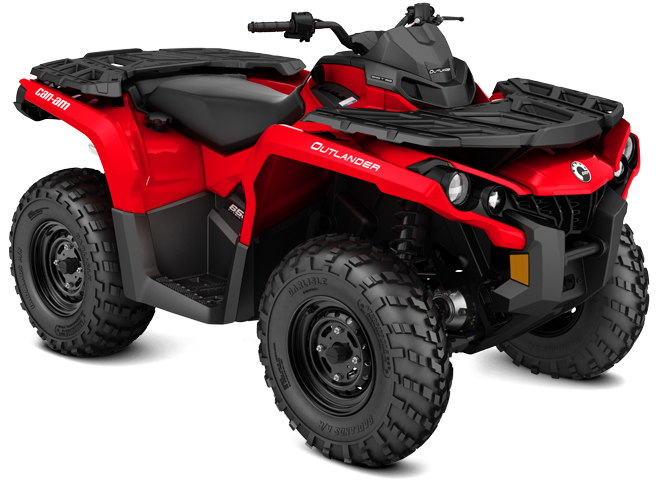 Can-Am 650 2018