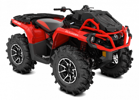 2018 Can-Am Outlander  X mr 850