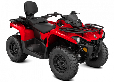 2018 Can-Am Outlander MAX