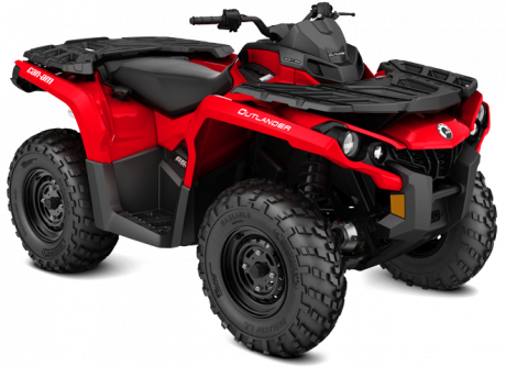 2018 Can-Am Outlander