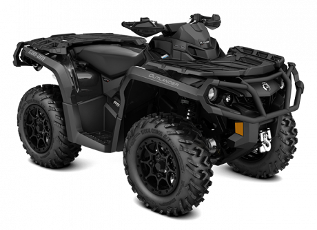 2018 Can-Am Outlander XT-P