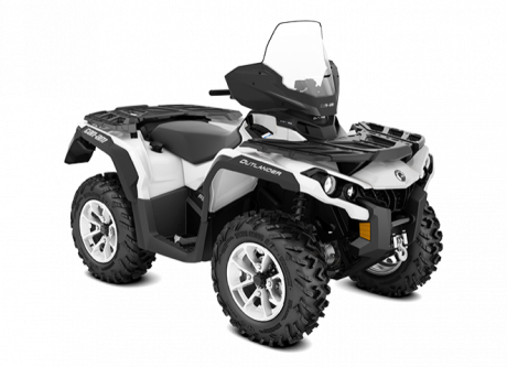 2018 Can-Am Outlander North Edition