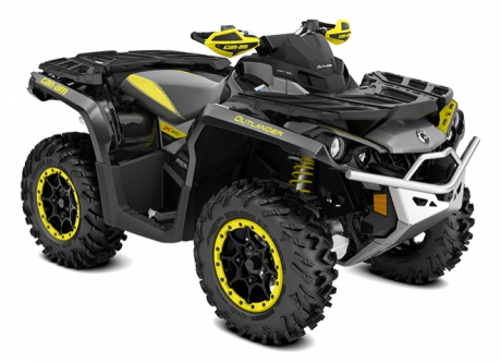 2018 Can-Am Outlander X xc