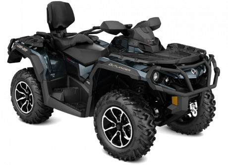 2018 Can-Am Outlander MAX LIMITED