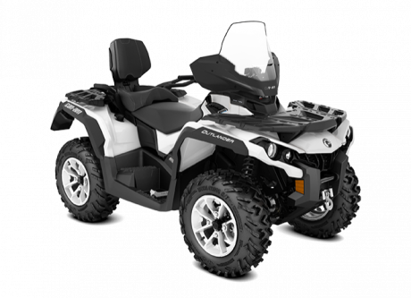 2018 Can-Am Outlander MAX North Edition