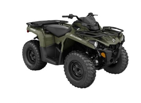 Can-Am Outlander 450 2018