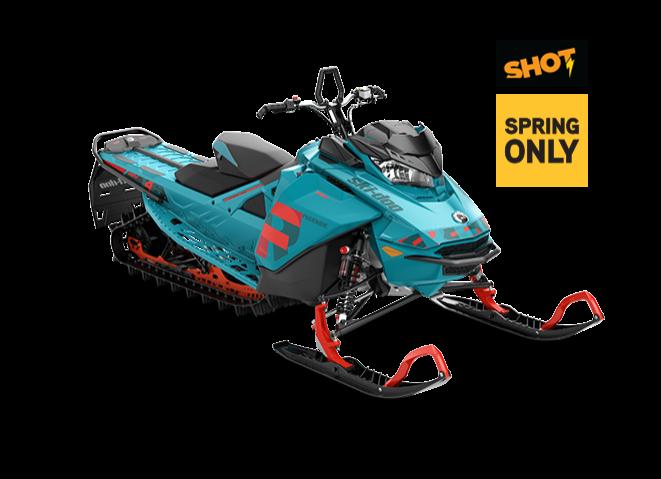 Ski-Doo Freeride 146 2019