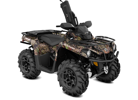 2019 Can-Am Outlander Mossy Oak Hunting Edition 450 / 570