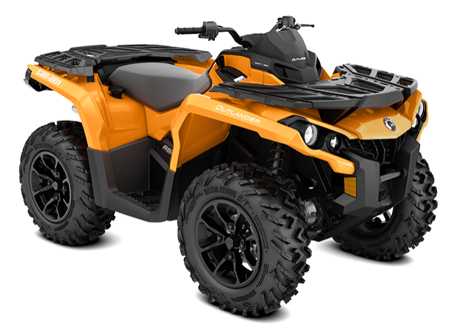 Can-Am Outlander DPS 2019