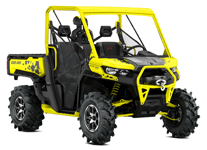 2019 Can-Am Defender X mr