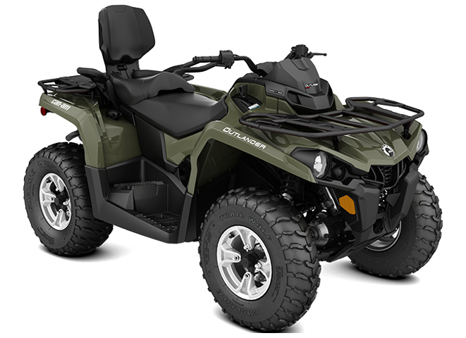 Can-Am Outlander MAX DPS 450 / 570 2019