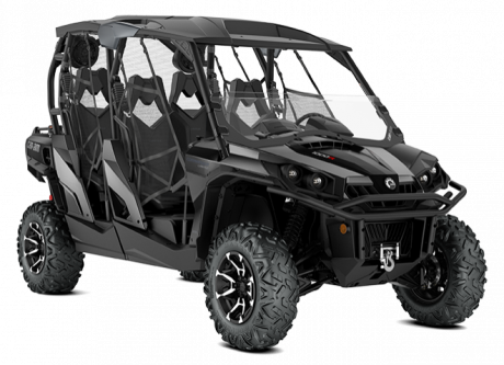 2019 Can-Am Commander MAX LIMITED