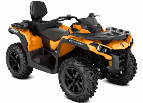 2019 Can-Am Outlander MAX DPS