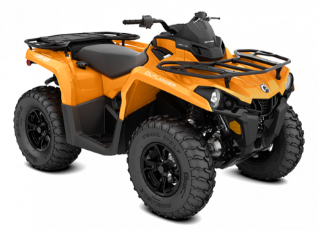 2019 Can-Am Outlander DPS 450 / 570