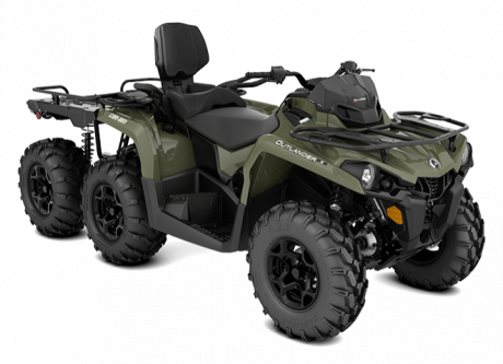 2019 Can-Am Outlander MAX 6x6 DPS 450