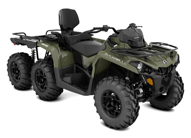 2019 Can-Am Outlander MAX 6×6 DPS 450