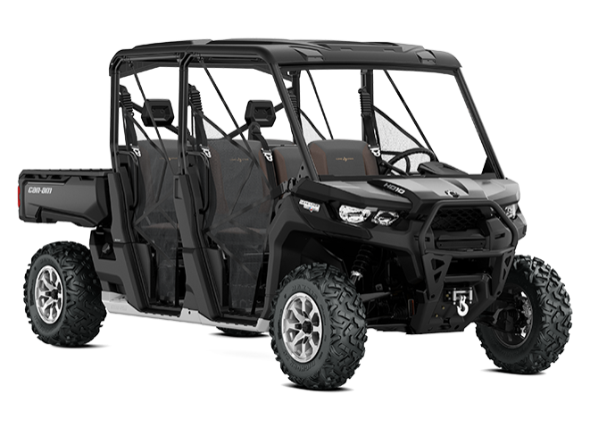 Can-Am Defender MAX LONE STAR 2019