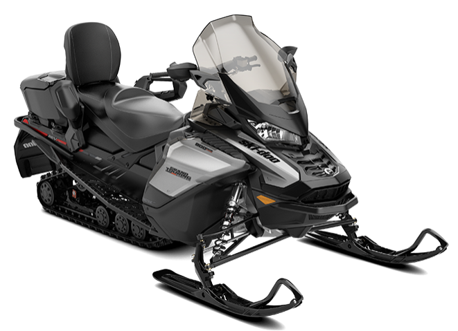 Ski-Doo Grand Touring Limited 2020