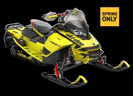 2020 Ski-Doo MXZ X