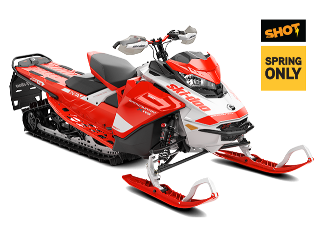 2020 Ski-Doo Backcountry X-RS