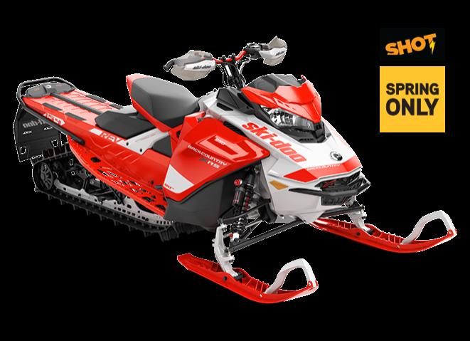 2020 Ski-Doo Backcountry X-RS