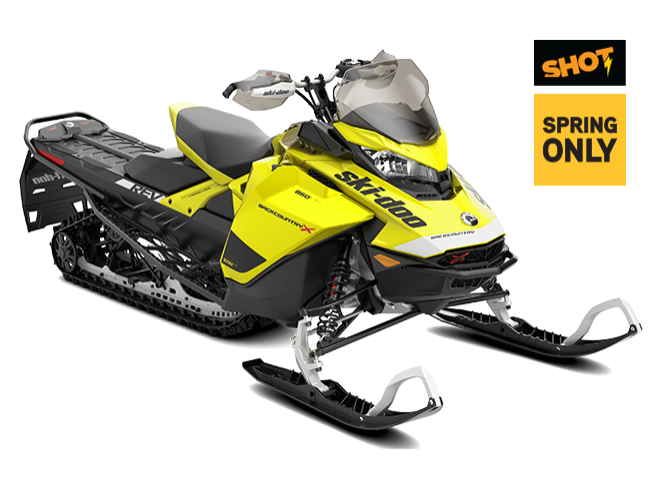 2020 Ski-Doo Backcountry X