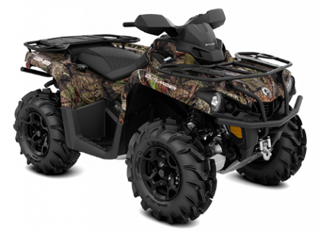 2020 Can-Am Outlander Mossy Oak Edition 450 / 570