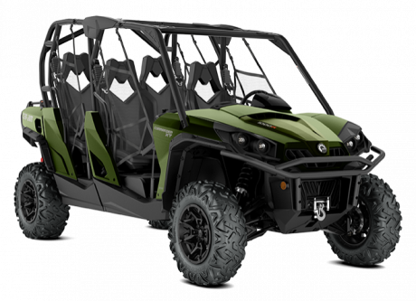 2020 Can-Am Commander MAX XT
