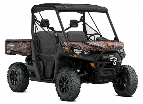Can-Am Defender Mossy Oak Edition 2020