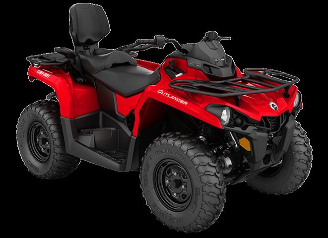 Can-Am Outlander MAX 450 / 570 2020