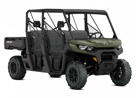 Can-Am Defender MAX 2020