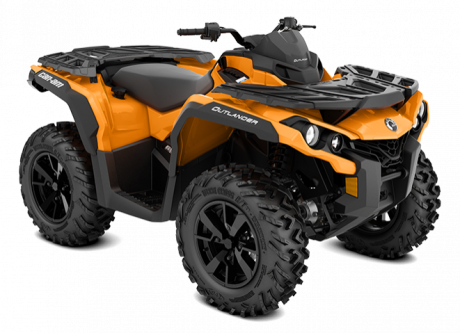 2020 Can-Am Outlander DPS