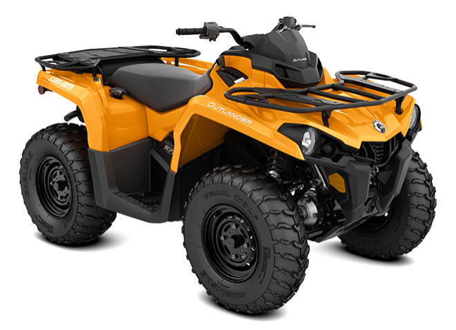 2020 Can-Am Outlander DPS 450 / 570