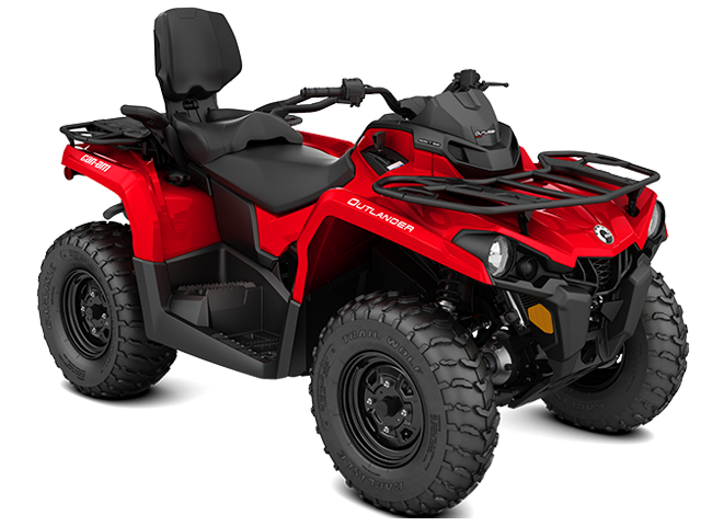 2020 Can-Am Outlander MAX 450 / 570