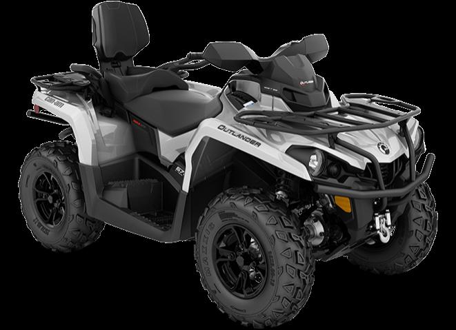 2020 Can-Am Outlander MAX XT 570